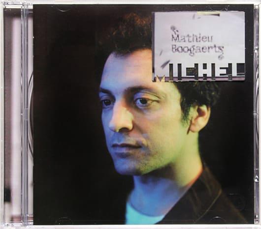 Pochette album Michel Mathieu Boogaerts