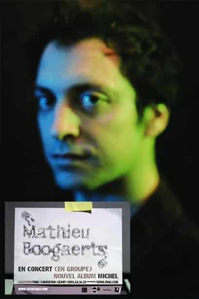 Mathieu Boogaerts en concert (Michel)