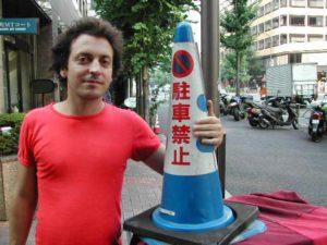 Mathieu Boogaerts au Japon