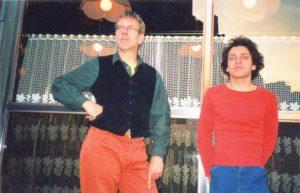 Mathieu Boogaerts avec Dick Annegarn